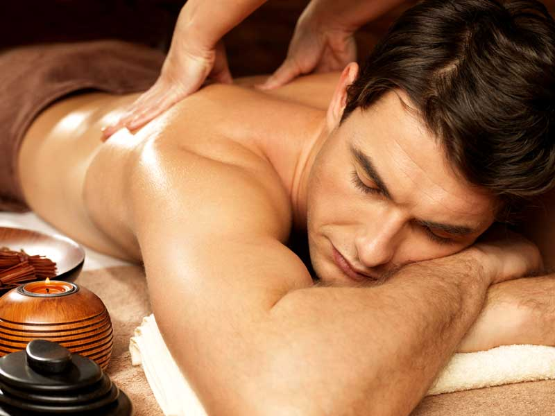 Oil / Cream treatment massage