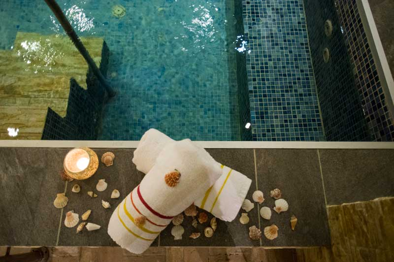 Massage & Spa services - Spa Prive